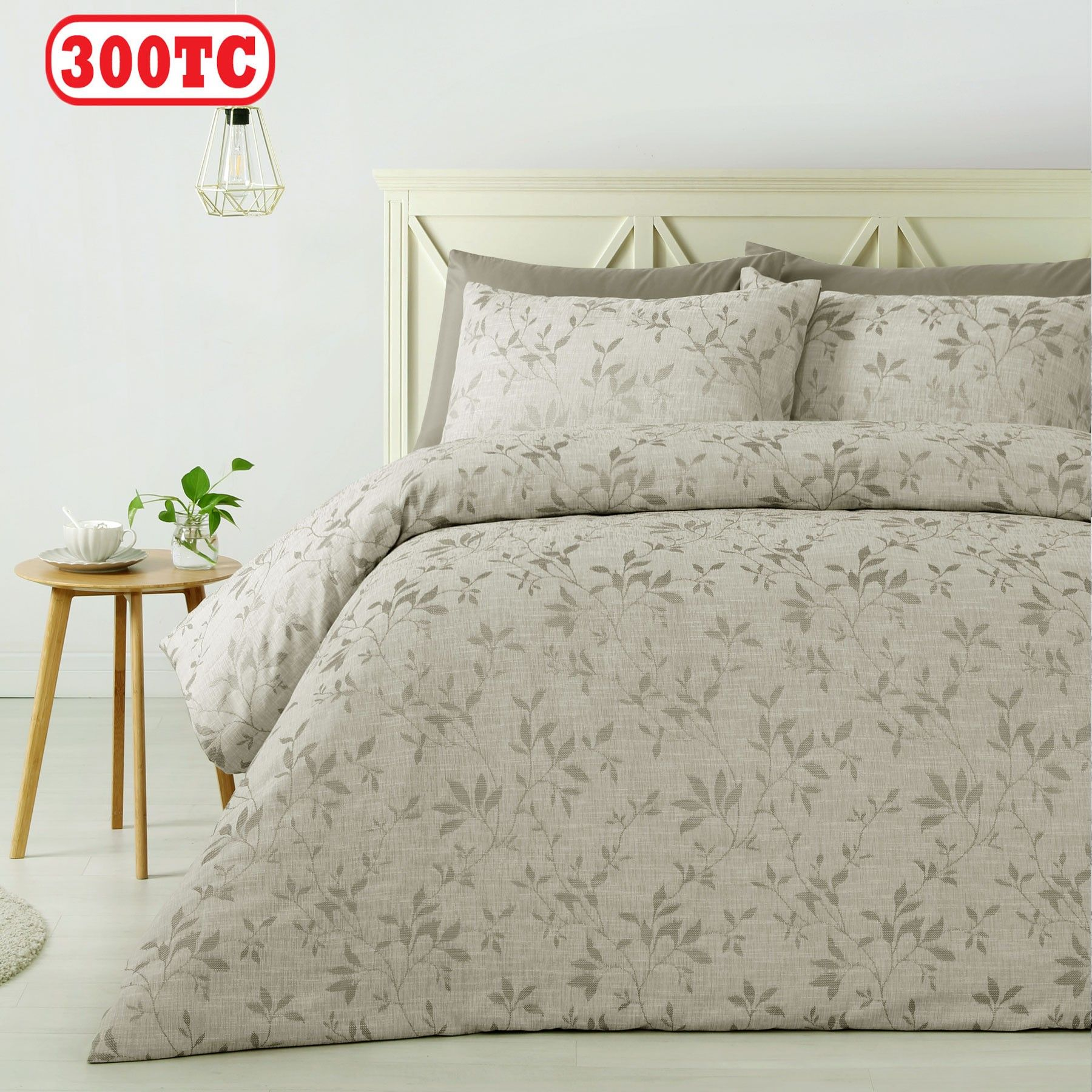 300TC Mae Jacquard Quilt Cover Set by Accessorize | Quilt Cover ... : jacquard quilt - Adamdwight.com