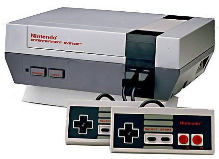 Memories of 7th grade...playing Super Mario Brothers after school and eating rice krispie treats with friends!