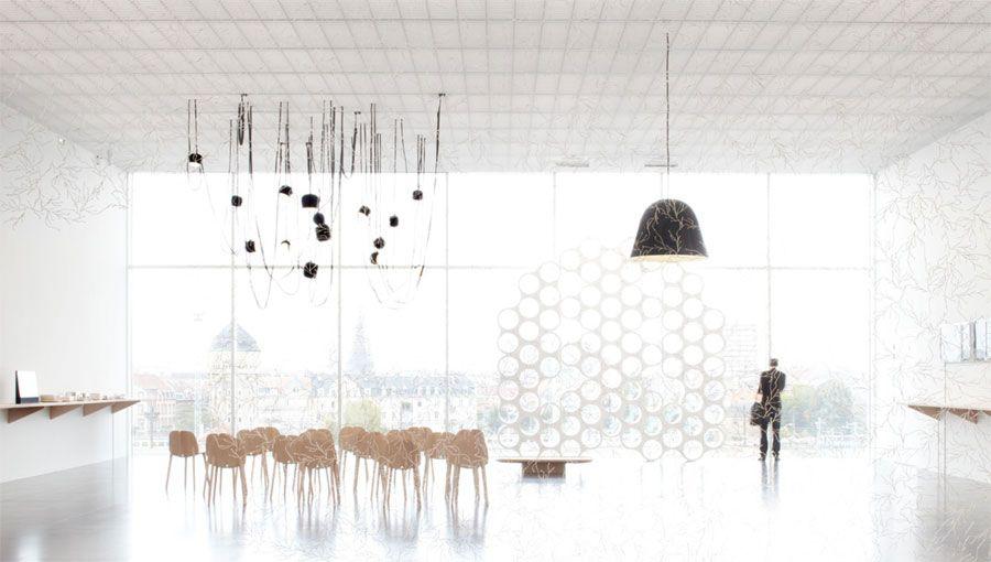 Designartnews.com - Ronan & Erwan Bouroullec, Bivouac, Centre Pompidou-Metz