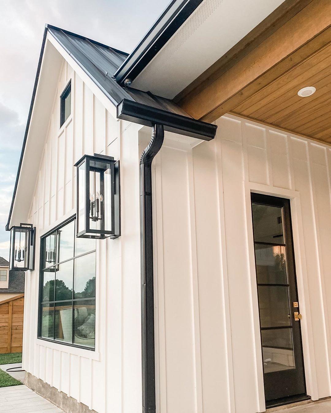 "Modern Farmhouse Karon on Instagram ""Building Tip! When"