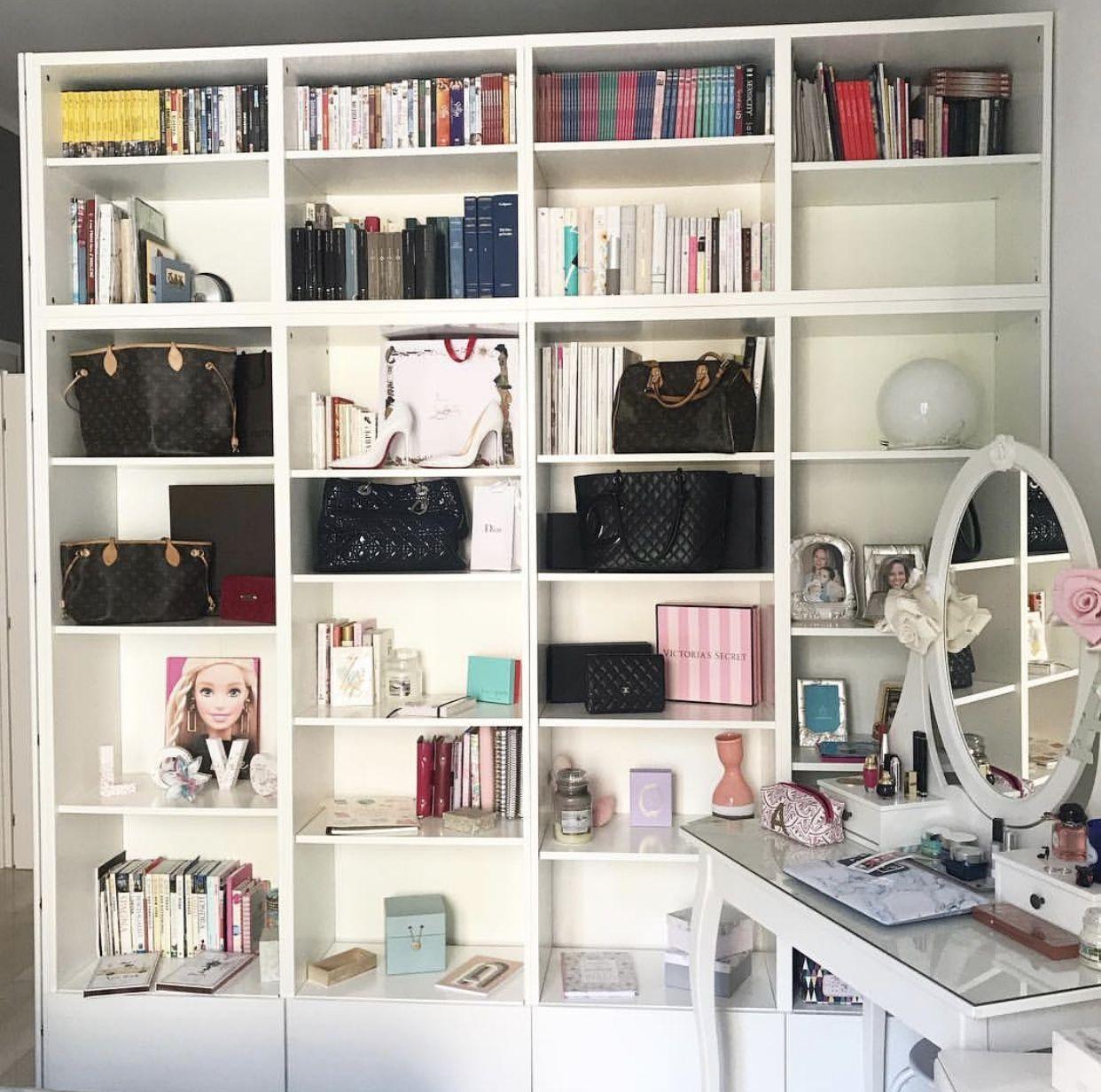 Libreria/cabina armadio a vista | Casa mia! | Pinterest
