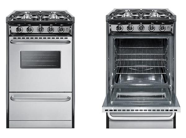 Top 9 Ranges Ovens And Cooktops For Your Tiny House Kitchen