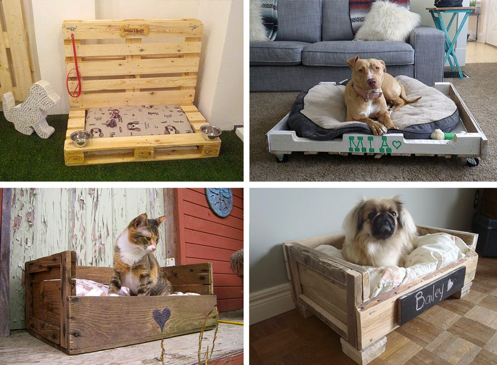 Riciclo dei pallet 48 idee per creare mobili con bancali per casa e giardino palles - Mobili con bancali ...