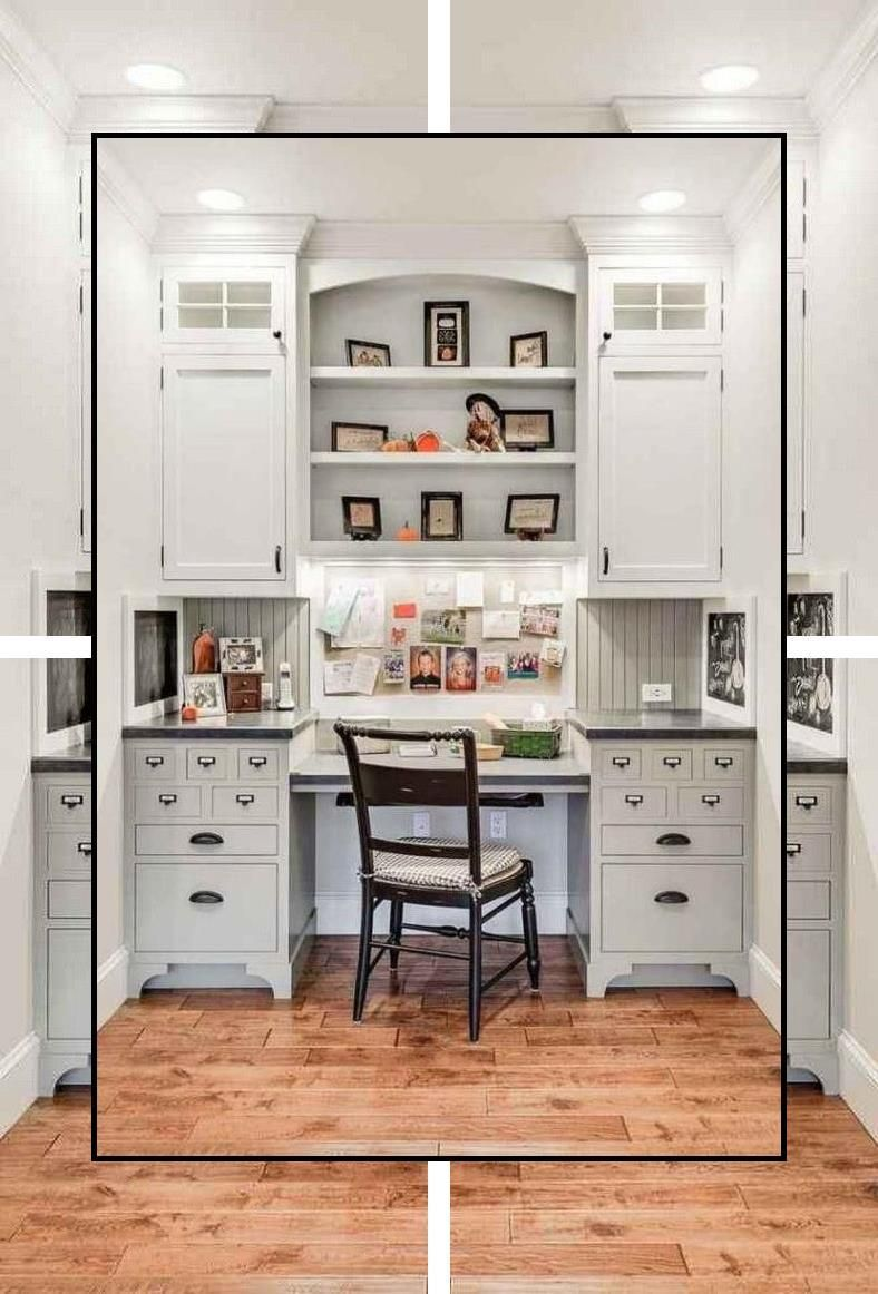 Home Office Space Ideas Best Office Room Design White Home Office Kitchen Office Nook Built In Cabinets Small Home Office