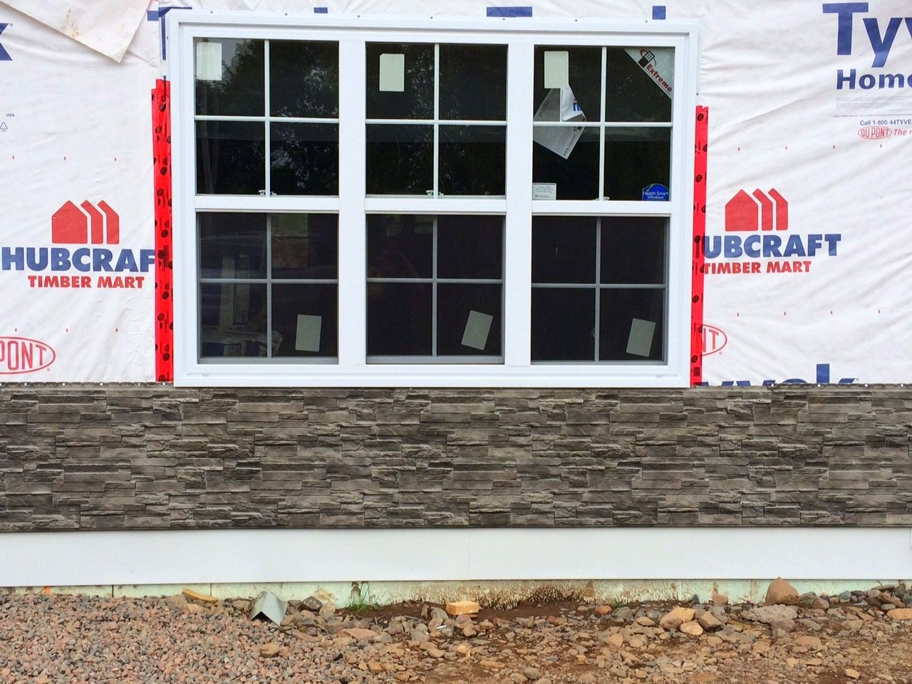 Quality Building Materials From Hubcraft Timber Mart Truro Nova Scotia Novik Stone Dry Stack Stone Ant House Paint Exterior Exterior French Doors Exterior
