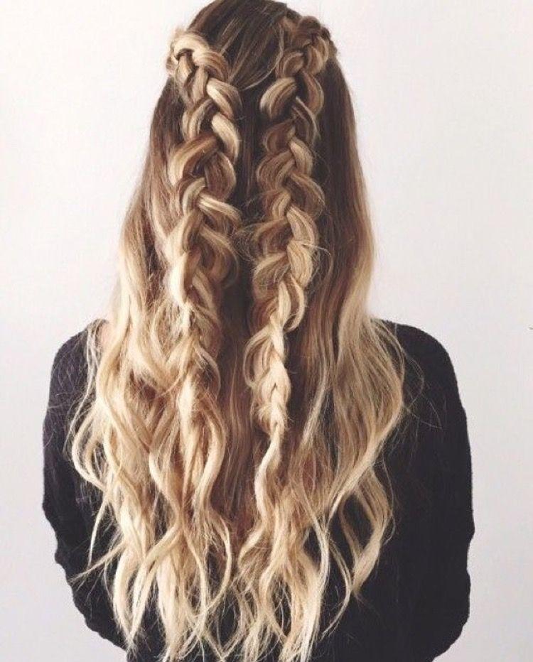 Insta And Pinterest Amymckeown5 Hair Styles Hairstyle Braided Hairstyles