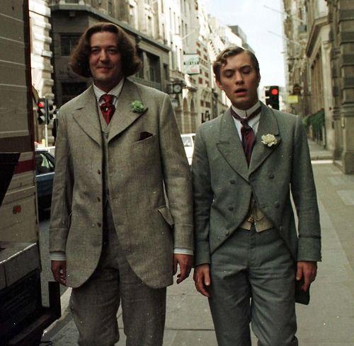 Stephen Fry & Jude...