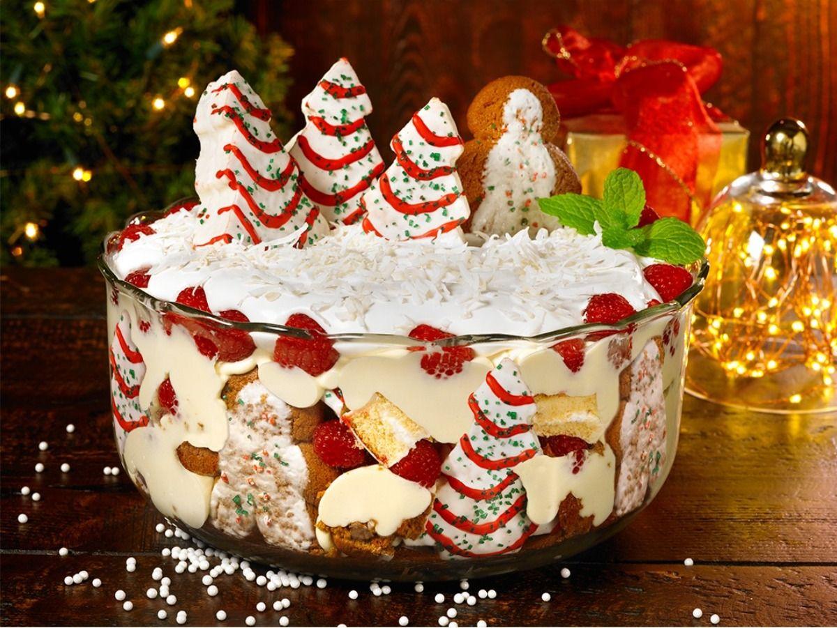 Little Debbie® Winter Wonderland Trifle Little Debbie