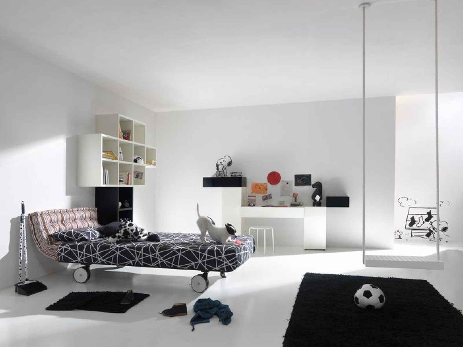 Modern furniture to put style at home into your kids room some