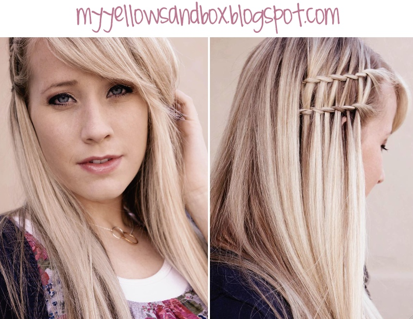 Great blog with tons of hairstyle how-to's