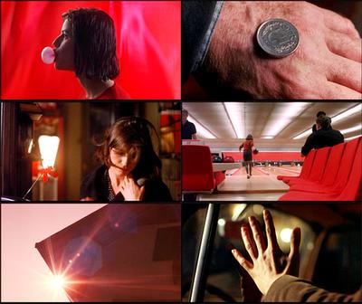 Trois Couleurs: Rouge. Krzysztof Kiéslowski