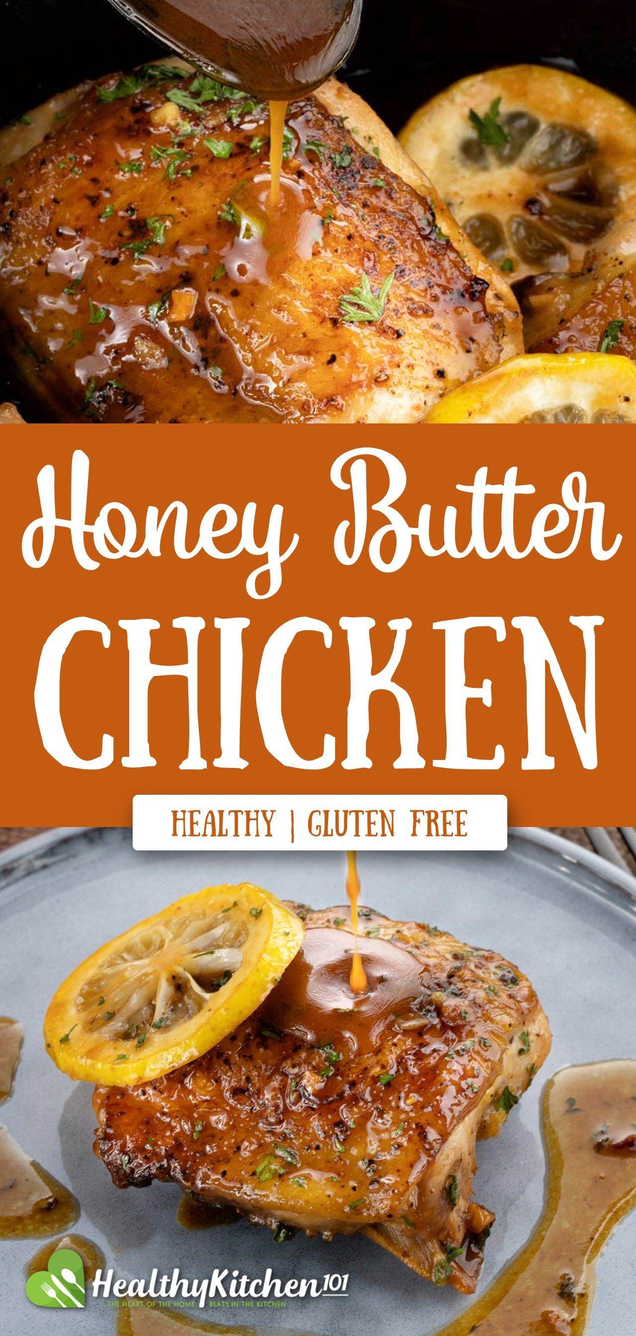 Healthy eating honey butter chicken recipe: Incredibly aromatic for gluten-free diet people