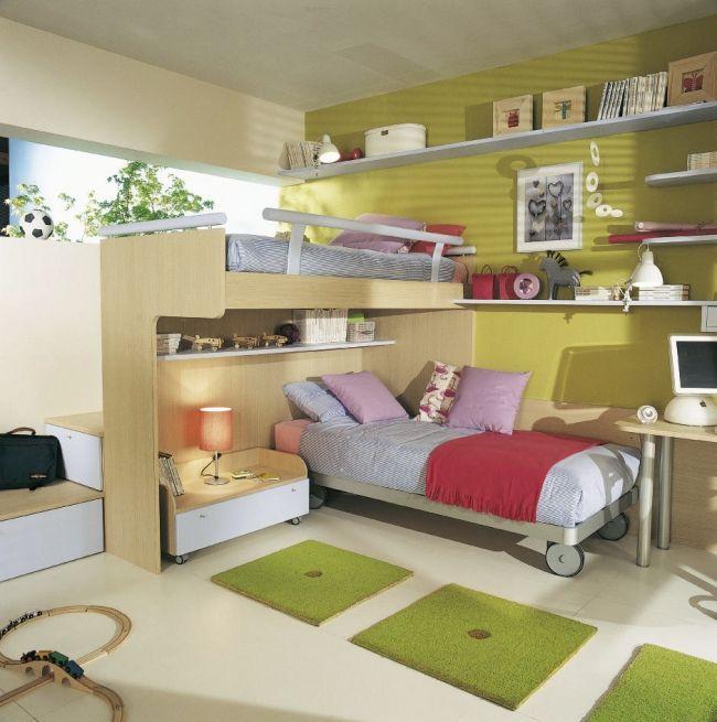 MobiliHochbetten Kinderzimmer Einrichtung