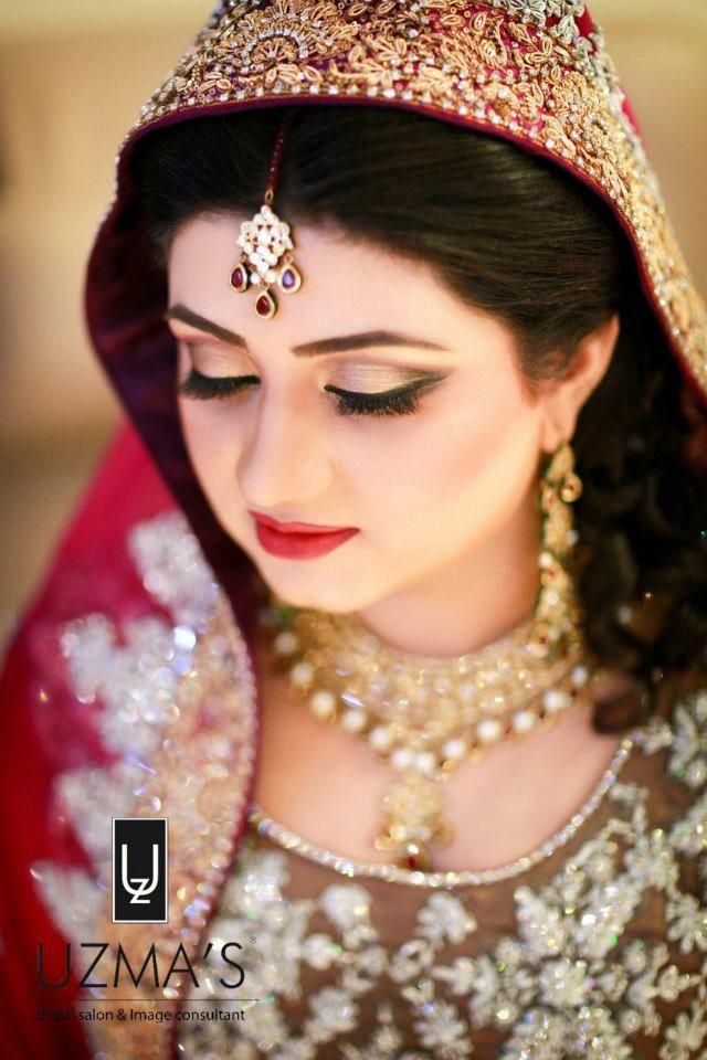 2014 Pakistani Bridal Makeup Bridal Makeup Pinterest ...