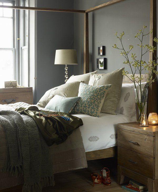 46 Ultra Fabulous Bedroom Design Ideas. Four Poster BedsCozy ...
