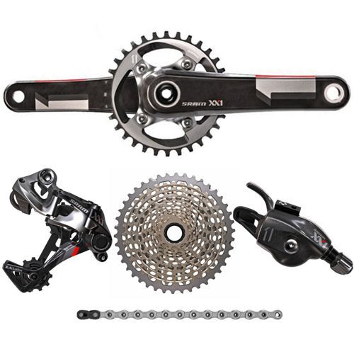 Sram Xx1 11 Speed Groupset Chain Reaction Cycles
