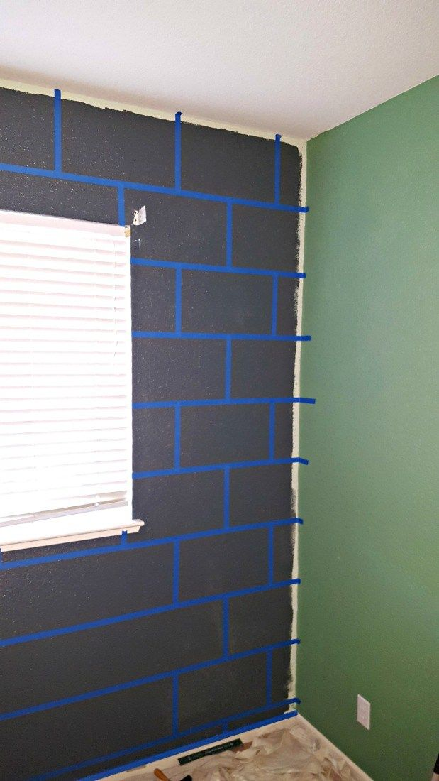 DIY Minecraft Bedroom Block Wall Tutorial!   Leap Of Faith Crafting