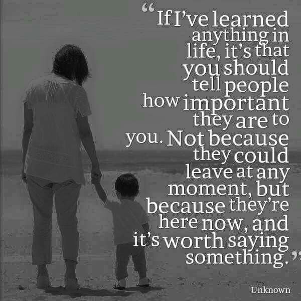 If I've learned