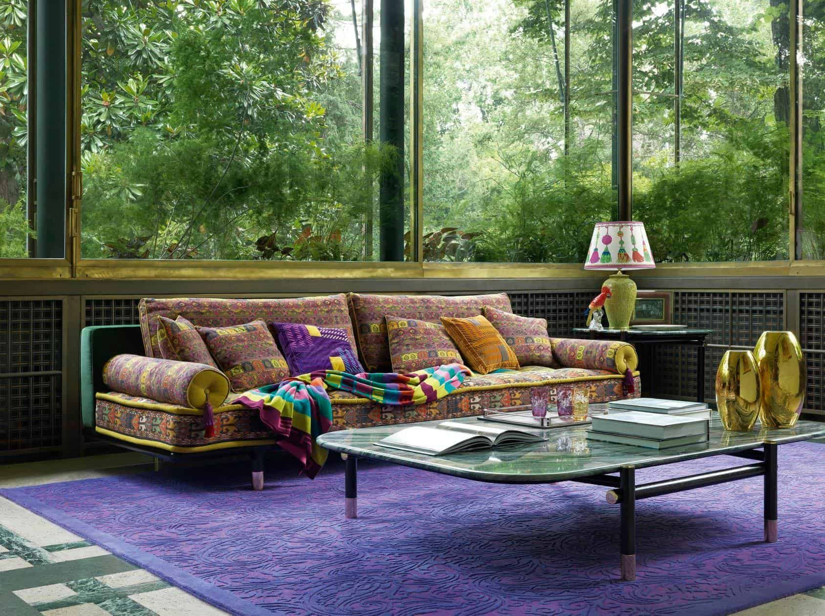 Italian Luxury Furniture Designer Furniture Singapore Da Vinci Lifestyle Outdoor Furniture Sets Etro Villa Necchi