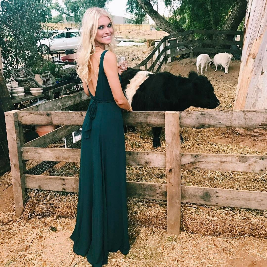 Jenn maxi dress deep jade chiffon jade weddings and dream closets jenn maxi dress deep jade chiffon ombrellifo Image collections