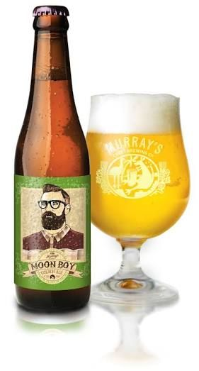 Beer 165 - Murray's Moon Boy Golden Ale. Australia