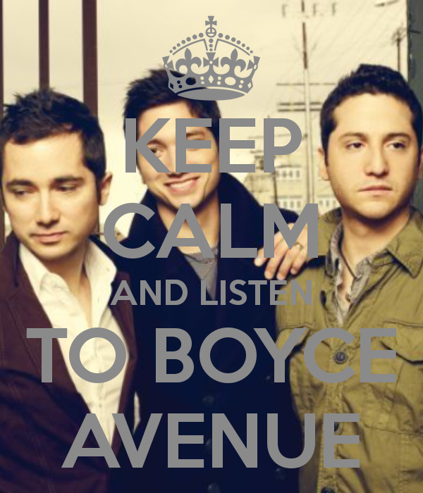 boyce avenue album