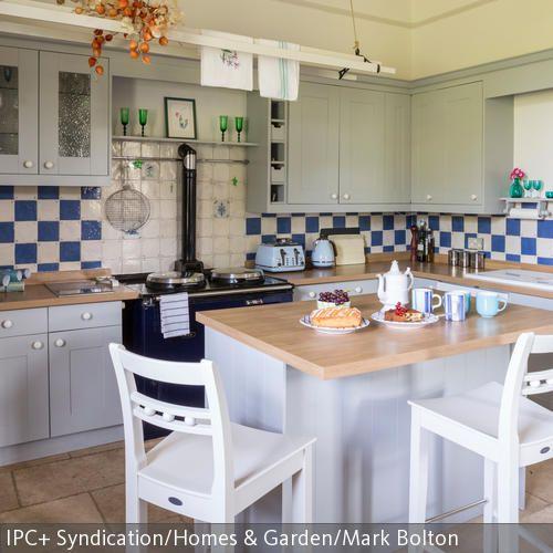 Kücheninsel als Esstisch | Kücheninsel, Esstische und Wohnideen