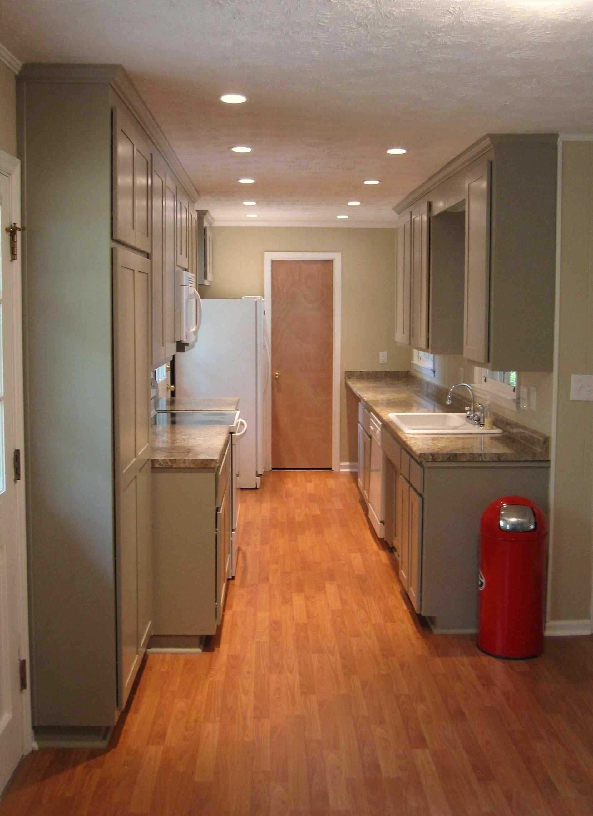 placement of recessed lighting in galley kitchen - Google ...