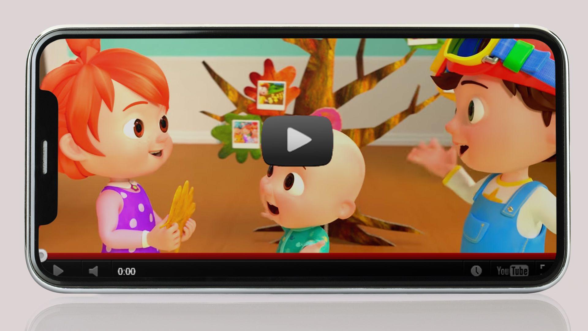 4toon Cartoon Videos Rhymes Kids App Kids App Cartoon Gifs Rhymes