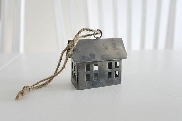 little tin houses