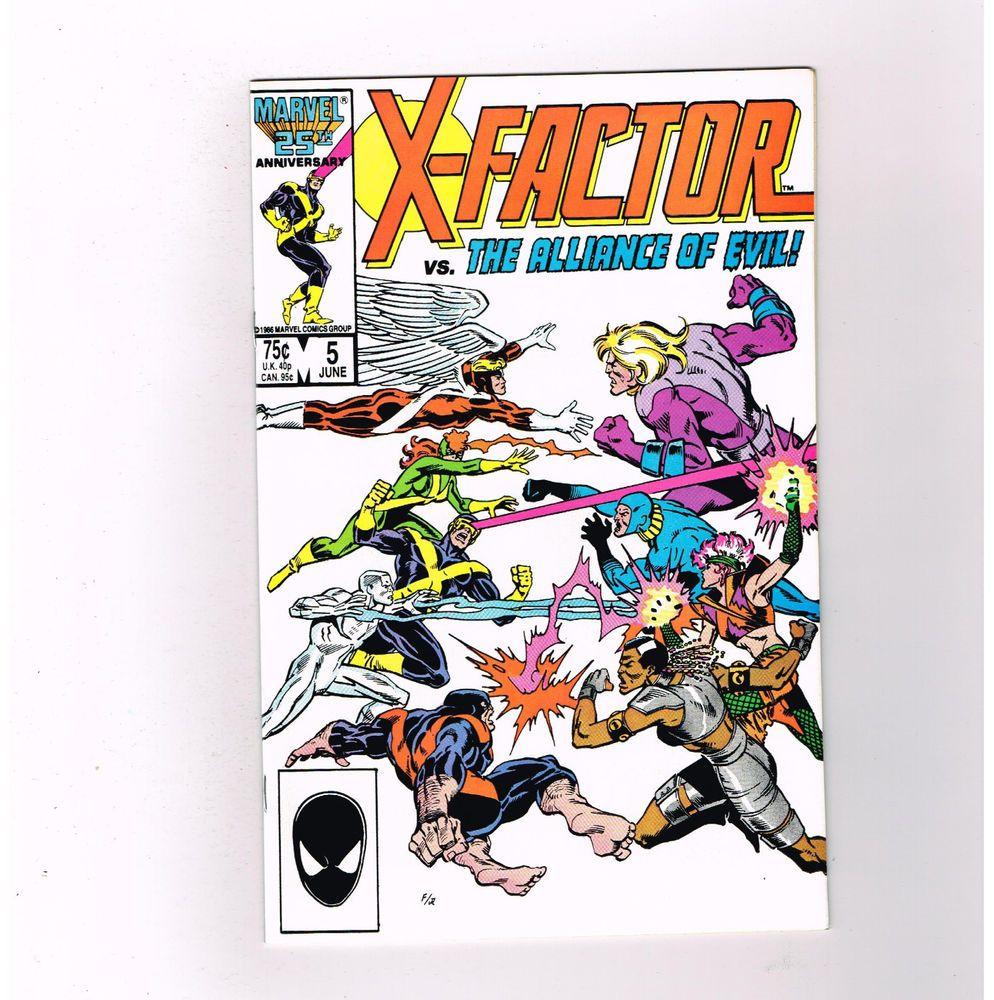 X-FACTOR #5 Grade 9.6 Copper Age Marvel find! 1st Apocalypse (cameo)!!  http://www.ebay.com/itm/X-FACTOR-5-Grade-9-6-Copper-Age-Marvel-find-1st-Apocalypse-cameo-/291542350234?roken=cUgayN&soutkn=uCF6LF