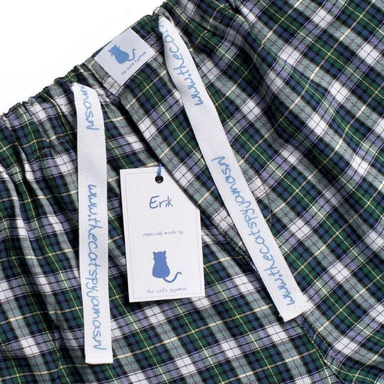 nieuwe lijst te koop verkoop retailer Heerlijk zacht en warm #heren #flanellen #pyjamabroek Erik ...