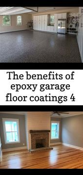 The benefits of epoxy garage floor coatings 4  Garage The benefits of epoxy garage floor coatings 4  Garage