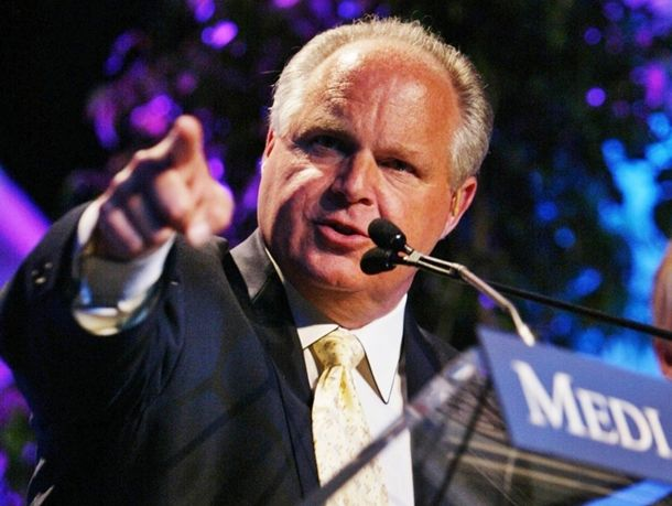 Image result for Rush Limbaugh, pointing, photos