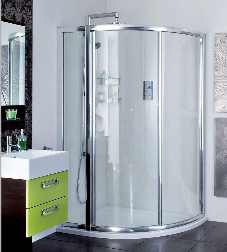 Gl Shower Door Decor Your Bathroom With Aqata Exclusive Quadrant Enclosure The Range Of And