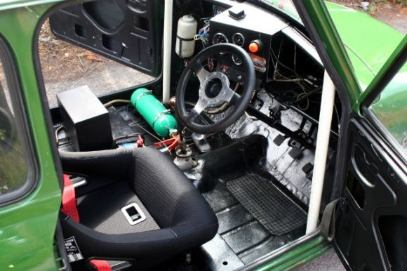 1969 morris mini cooper uk hillclimb race car minis pinterest mini cooper uk classic cars. Black Bedroom Furniture Sets. Home Design Ideas