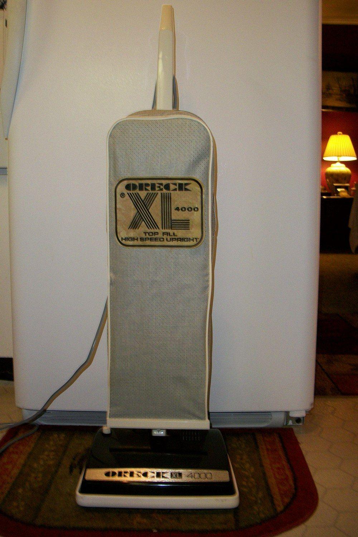 Oreck 4000 First Oreck Model Made Oreck Vintage Appliances Oreck Vacuum