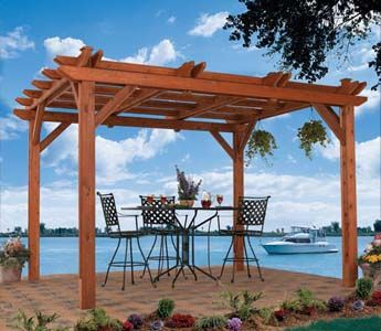 Pergola Kit 1900 Installed Outdoor Pergola Pergola Backyard
