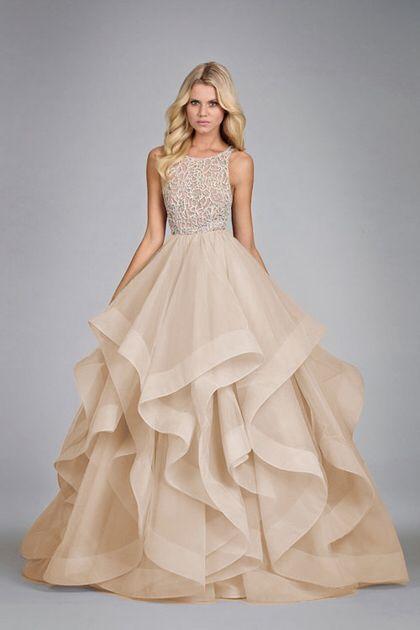 3e13cf37f6f6dd Hermoso vestido de novia