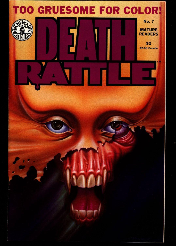 Death rattle 7 spain rodriguez psycho ed gein william stout peter death rattle 7 spain rodriguez psycho ed gein william stout peter poplaski horror fantasy psychedelic fandeluxe Gallery