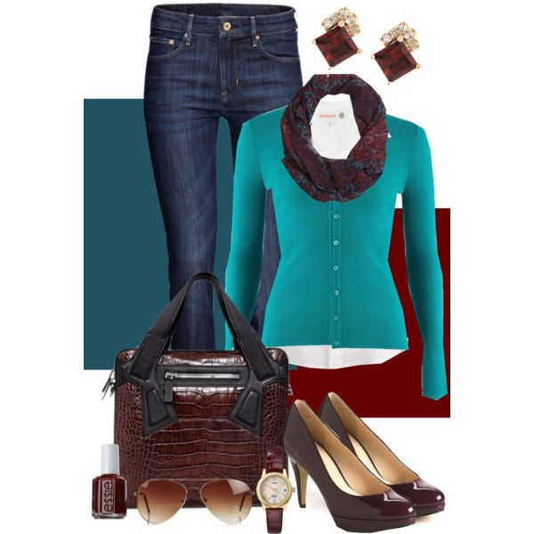 """Fall fashion"" by peridotpixie on Polyvore"
