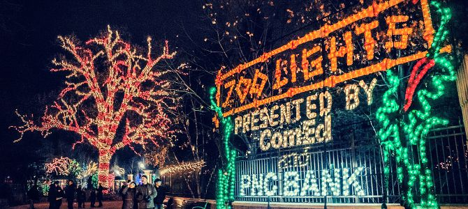 Zoolights Presented By Comed And Pnc Bank