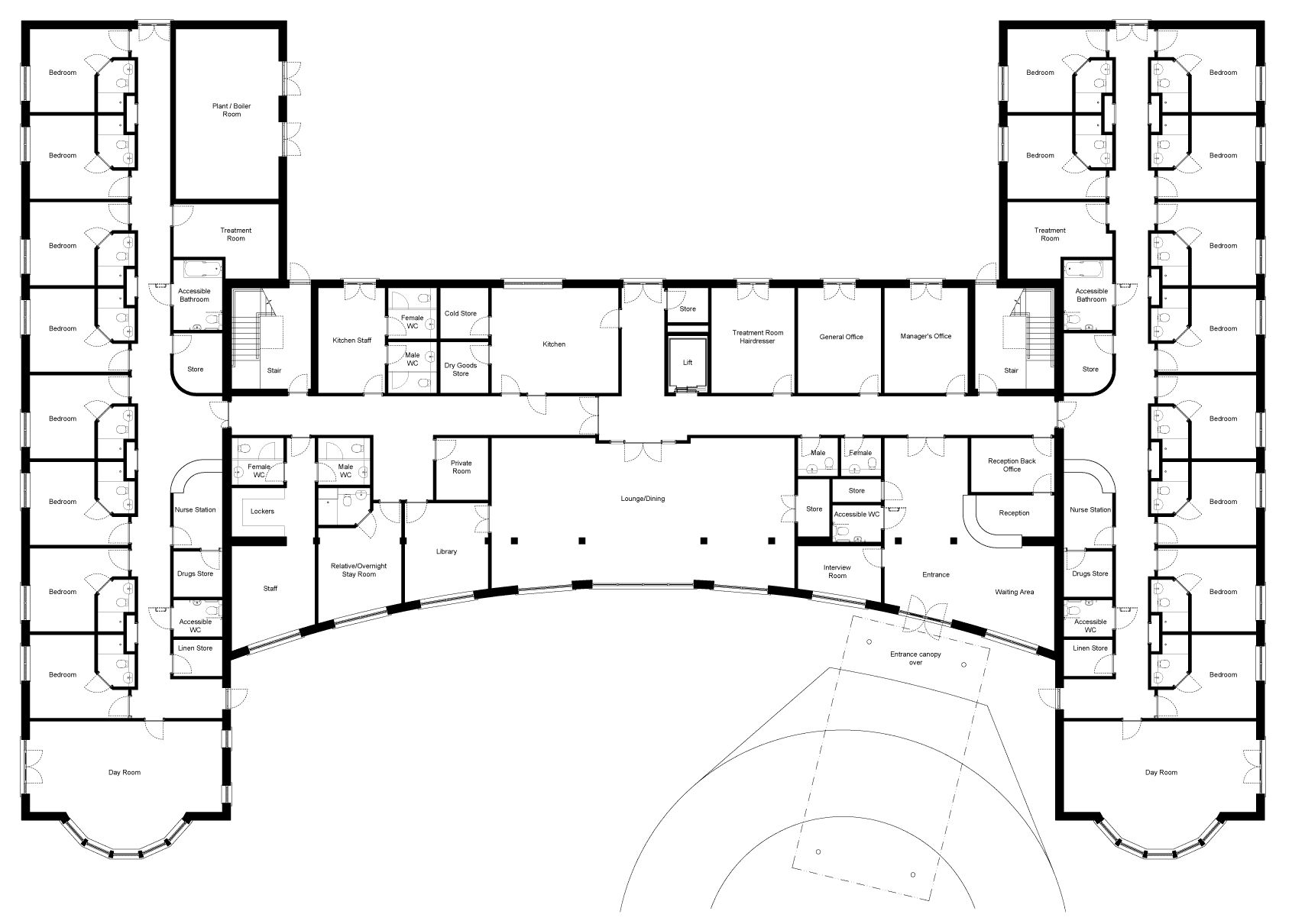 Image From Http Butehomes Com Images Ascog Plan Ground Floor Big