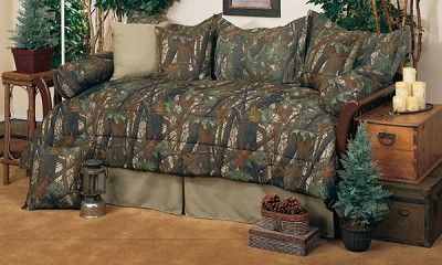 Hardwoods Camo Daybed Cover Set | Daybeds | Pinterest ...