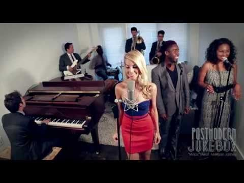 Maps - Vintage 1970s Soul Maroon 5 Cover ft. Morgan James -- This is so much better than the barley tolerable Maroon 5 version.
