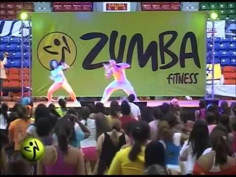 Zumba Summer Party 2012 - Pegate Mas - Adriano Sosa y Clara Olivo - YouTube