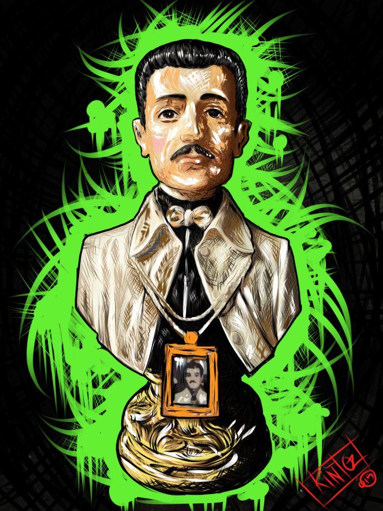 Arte De Kintoz Malverde Chapo Pinterest Poster And Vorlagen