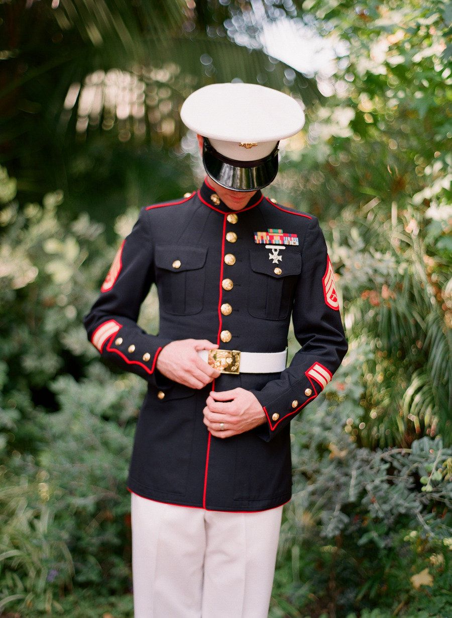 20 Steal Worthy Styles For Grooms Men In Uniform