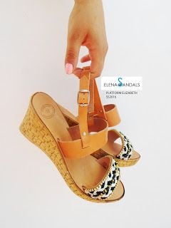 8d2409539e6 elenas sandals: Σανδάλια 2016 | ideas | Sandals, Wedges y Shoes