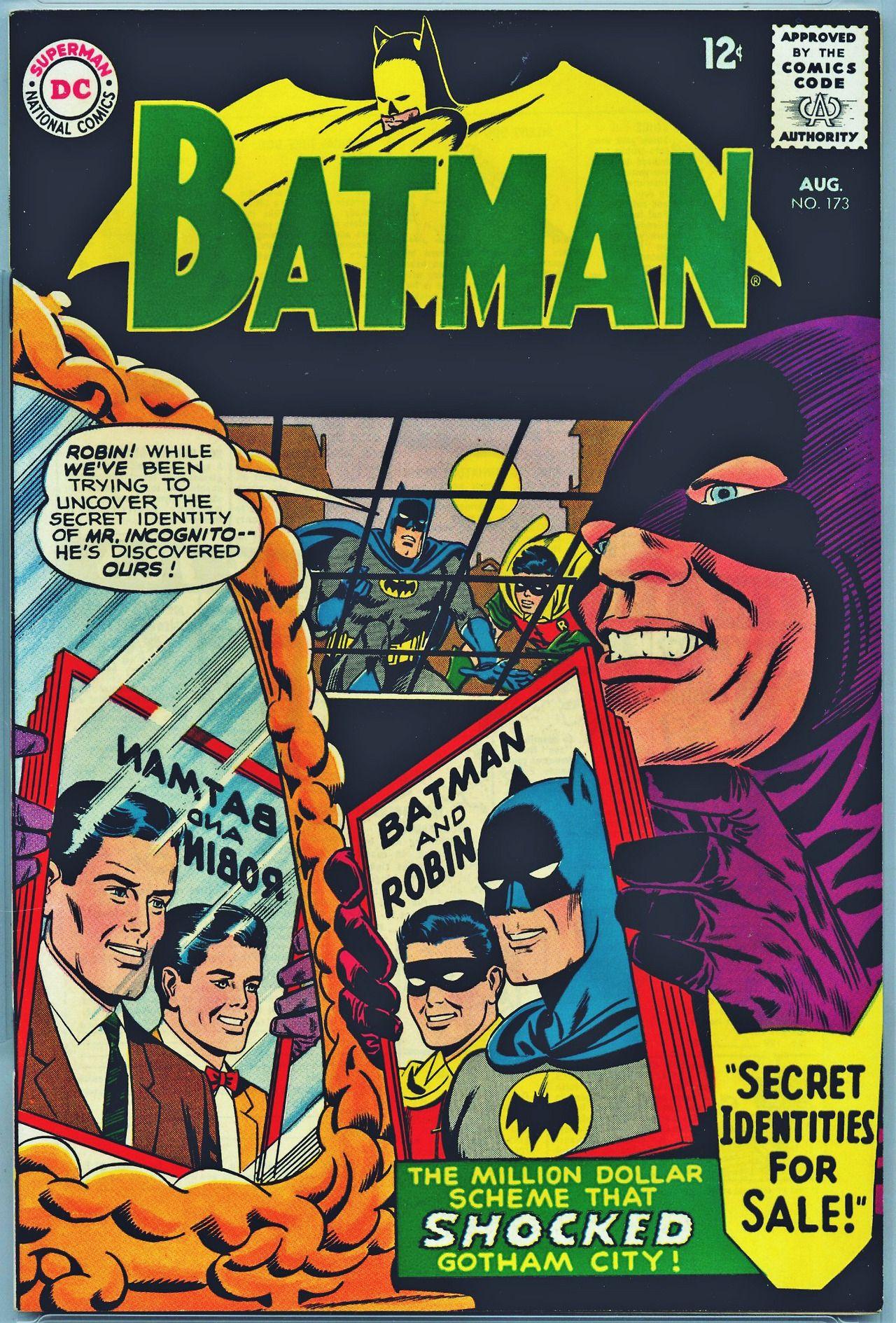 Batman 173 cover tumblr_nhpsrbQRAW1rn55nzo1_1280.jpg (1280×1889)